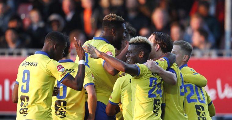 Cambuur profiteert van blunders Almere en gaat verder in play-offs om promotie