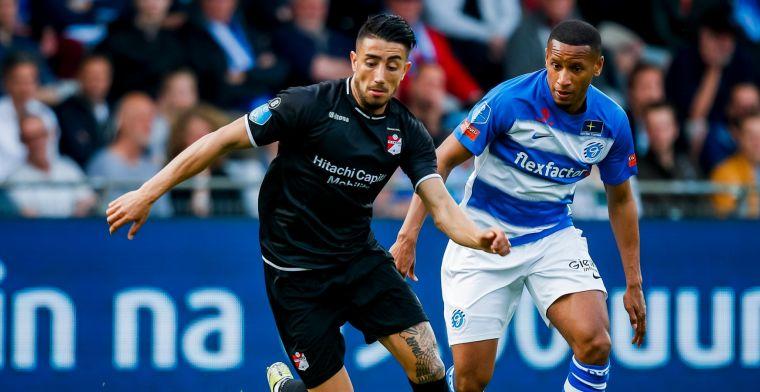 'Buitenlandse belangstelling voor FC Emmen-back; ook FC Utrecht genoemd'