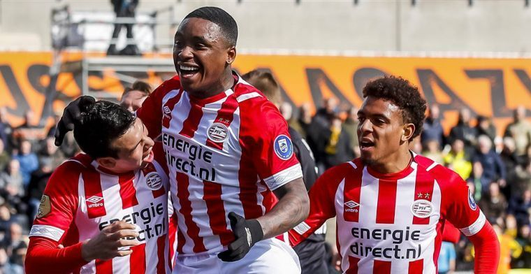 PSV neemt stelling: 'Drie keer kampioen in vijf jaar, Bergwijn niet naar Ajax'