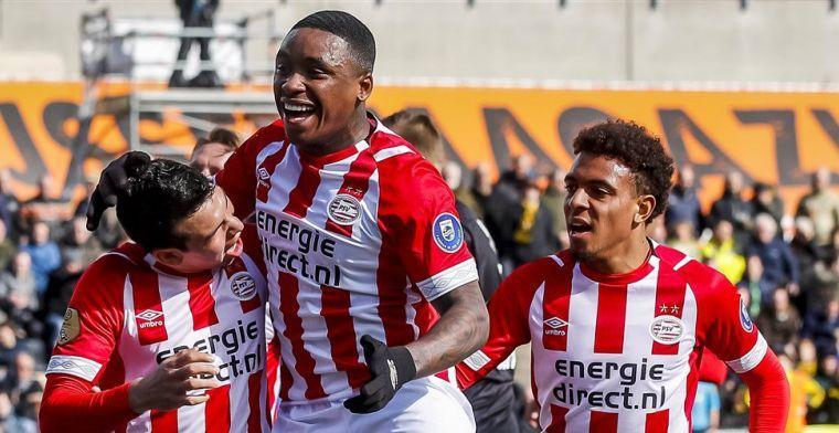 PSV vindt transfer Bergwijn naar Ajax onbespreekbaar en verkoopt keihard nee
