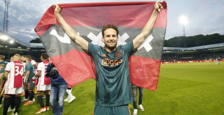Ajax pakt 34ste landstitel: 'Jullie hadden er wel een Tukker voor nodig'
