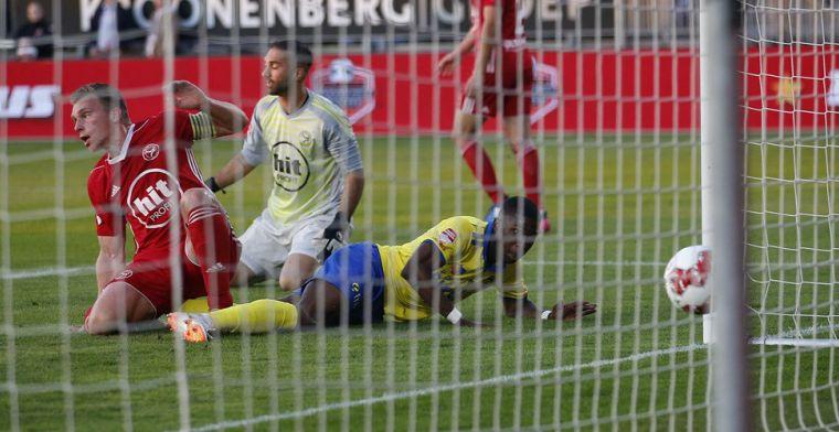 'Almere City heeft ambities en wordt groter. Dat Ali B komt, zegt genoeg toch?'