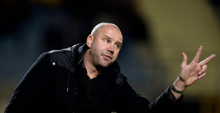 OPSTELLING: Bob Peeters kiest voor deze basisploeg tegen Charleroi