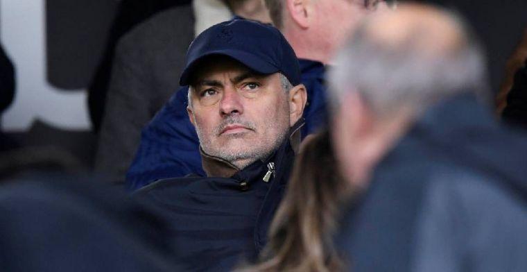 Mourinho sneert naar Ten Hag: 'Sommige coaches hebben die visie niet'