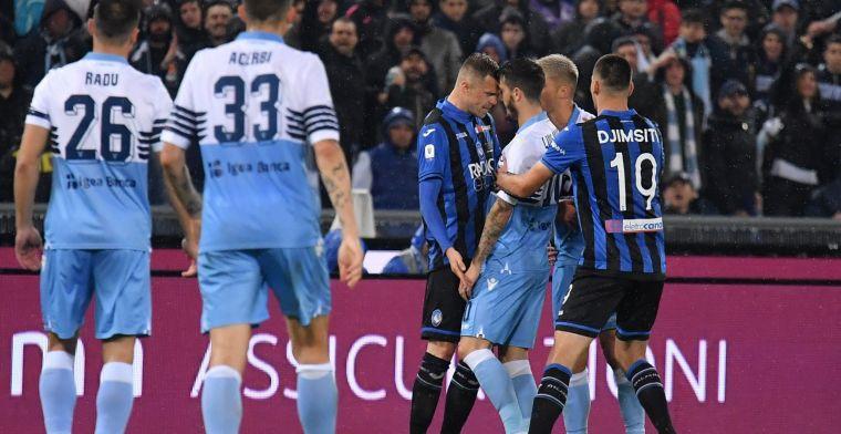 Lazio slaat in slotminuten toe en verslaat De Roon en Hateboer in bekerfinale