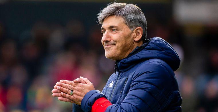 Kortrijk neemt het op tegen Charleroi, STVV laat het afweten