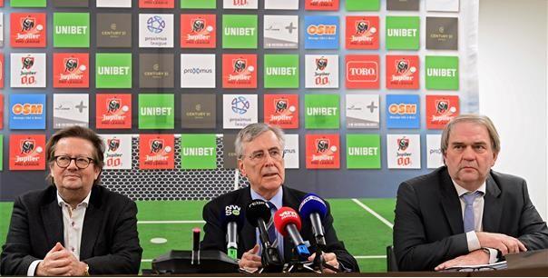Pro League zoekt opvolger voor Coucke: 'Twee bekende namen naar voor geschoven'