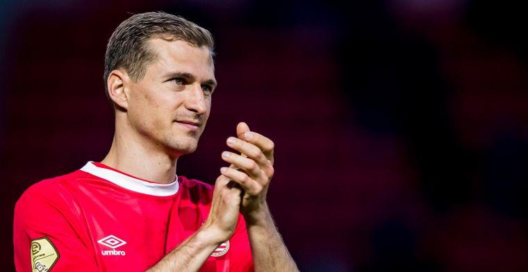 Definitief afscheid van PSV: 'Ze hebben alles geprobeerd om mij te houden'