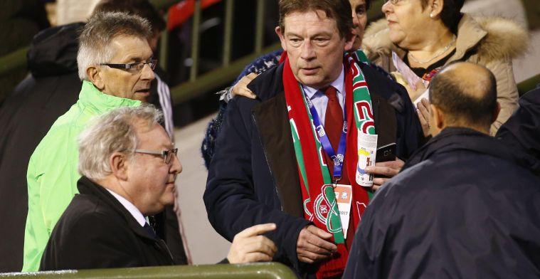 Voorzitter Essevee reageert op boycot van fans en het voorbije seizoen