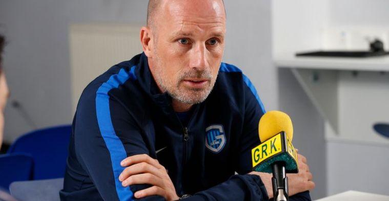 """Clement voor mogelijk titelduel: """"Rekenen in voetbal is altijd gevaarlijk"""""""