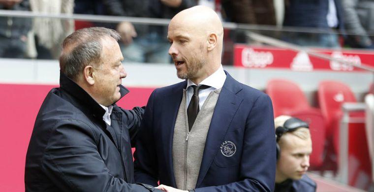 BILD heeft Ten Hag-nieuws: Bayern hoeft niet te rekenen op Ajax-trainer