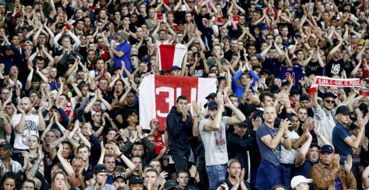 Ajax speelt in kampioenswedstrijd voor Nouri: 'Moeilijk, omdat het de 34ste is'