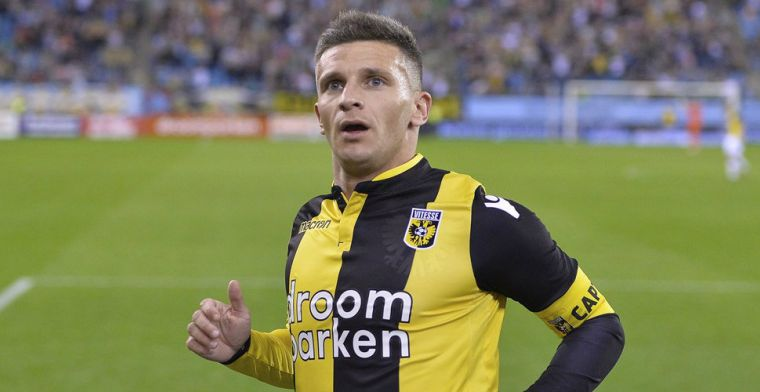 'Ik wil het buitenland in, maar als het niet klopt, blijf ik graag bij Vitesse'