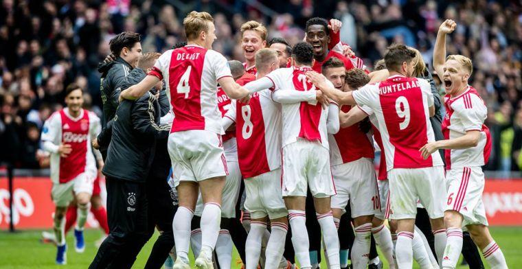 Ajax onthult opvallend nieuw uitshirt: 'debuut' in kampioensduel op De Vijverberg