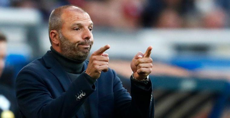 'Steijn heeft 'te veel onzekerheden' en bedankt PEC Zwolle voor de eer'