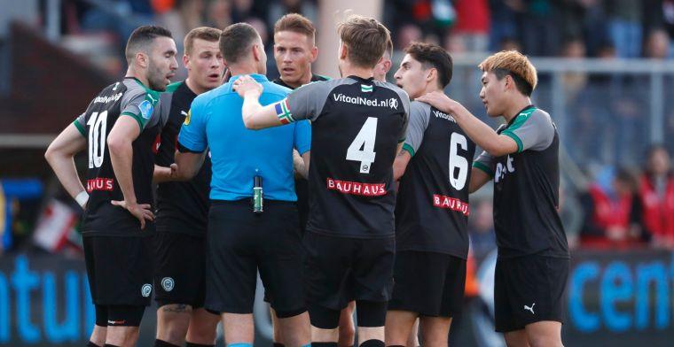 Schema play-offs: Utrecht, Vitesse, Heracles en Groningen deze week al aan de bak