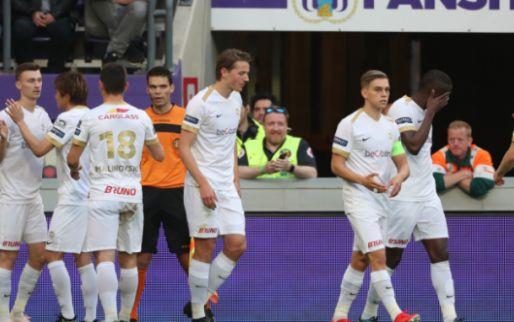 Afbeelding: RC Genk verovert landstitel in België na bepalende goals van Ajax-aankoop Marin