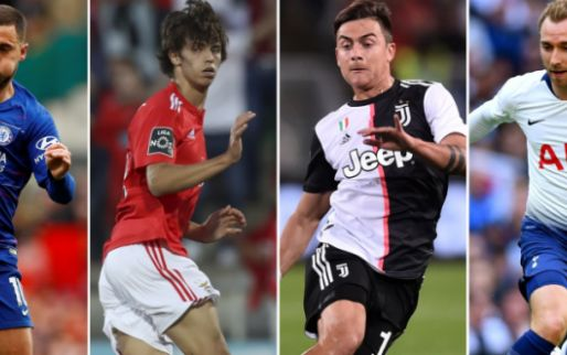 Afbeelding: Hete transferzomer: 11 spelers die voor 100 miljoen euro of meer kunnen verkassen