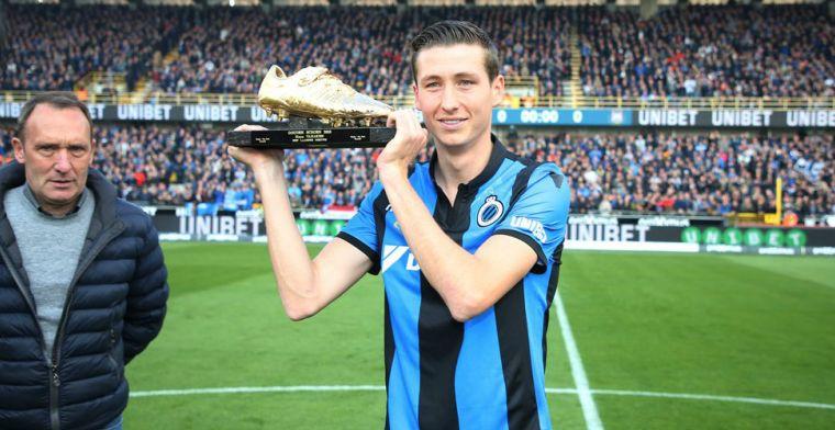 Gouden Schoen-winnaar 'gevolgd door Ajax en PSV': 'Hoorde dat ze interesse hebben'