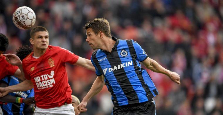 Club Brugge geeft Genk de titel cadeau na nederlaag tegen tienkoppig Standard