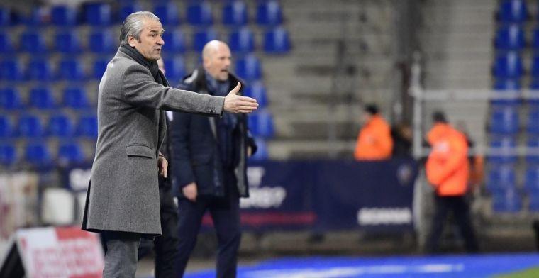 'Gewilde Bernd Storck heeft voorkeur voor Belgische topclub'