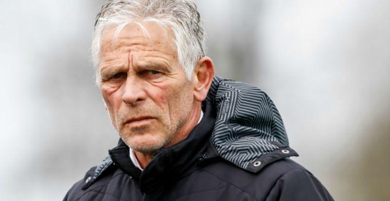 'Heerenveen geeft Jansen vertrouwen en haalt AZ-icoon als ervaren assistent'