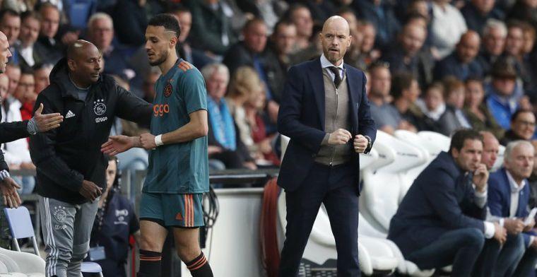 'Ik ga niet aan spelers beloven dat ik bij Ajax blijf, maar ik ga er wel van uit'
