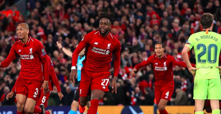 'Liverpool wil Origi behouden en doet eerste contractvoorstel'