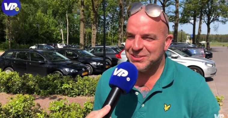 Van der Meyde blij voor Ten Hag: 'Eerst weggepest, maar goed gedaan. Petje af'