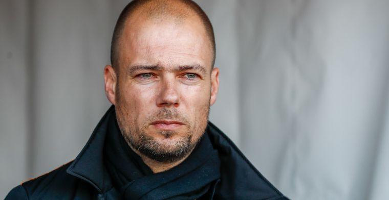 Buijs doet beklag na incident in Eindhoven: Pannenkoek, ofzo