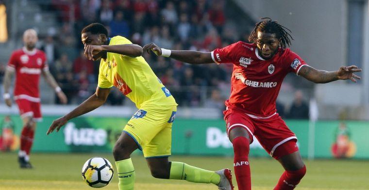 Antwerp zakt naar de vierde plek, Gent neemt nummer vijf over van Anderlecht
