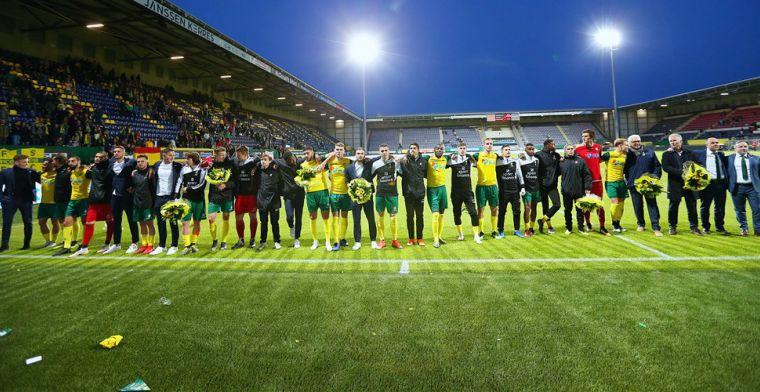 Massale uittocht in Sittard: elf (!) spelers bedankt na wedstrijd tegen Feyenoord