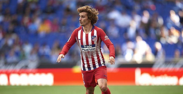 'Atlético Madrid ontdekt opmerkelijke plannen Griezmann en versnelt transfer'