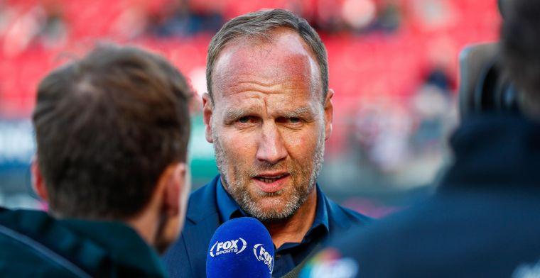 'Best gek, die verhalen, ik ben namelijk niet door FC Twente gebeld'