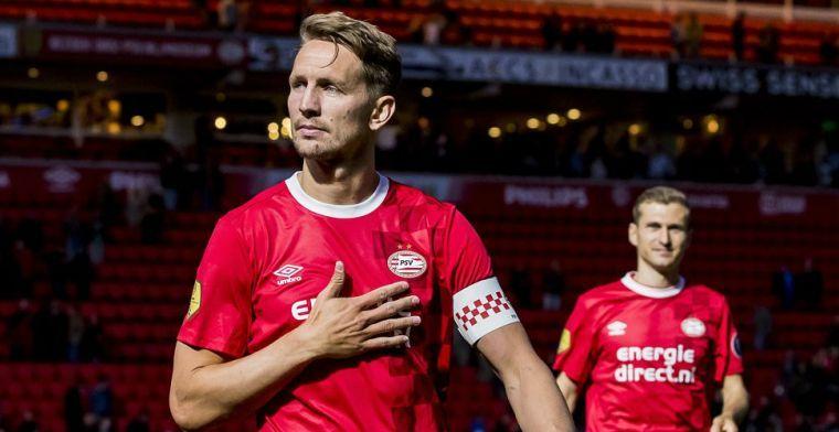'Ik sta open voor een mooie club, maar ik weet ook wat ik bij PSV heb'