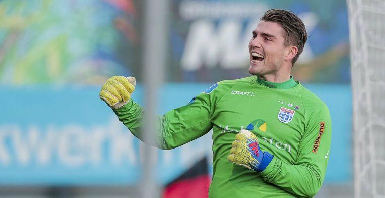 Update: Van der Hart tekent contract voor drie seizoenen in Polen
