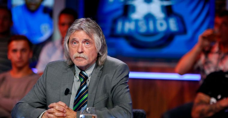 Woede na Derksen-uitspraken: 'Ga voetbal kijken en hou lekker je smoel dicht'