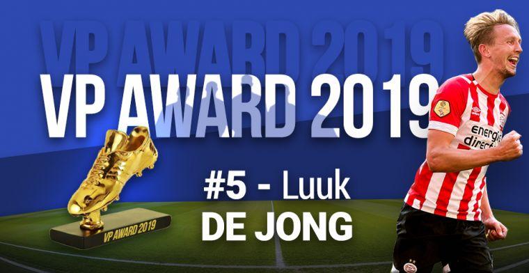 VP Award 2019: doelpuntenmachine van PSV eindigt op vijfde plaats