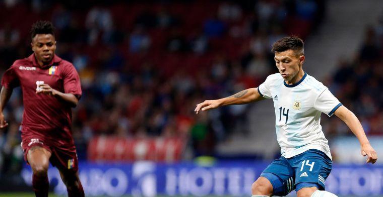 'Ajax bereikt akkoord over transfersom: Argentijn volgende week medisch gekeurd'