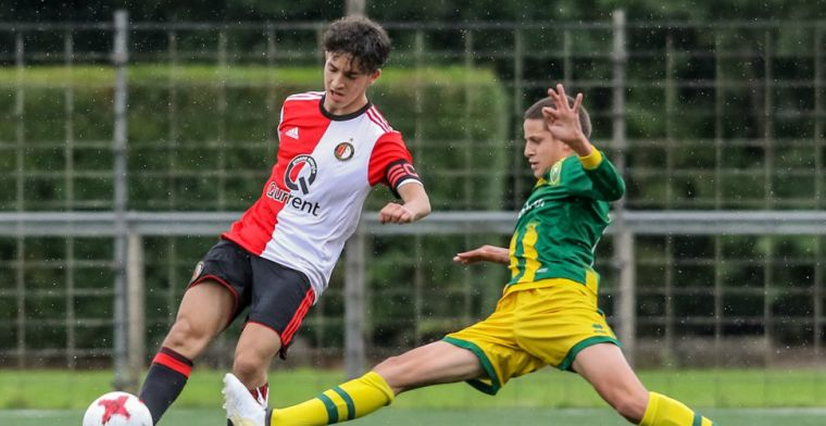 Update: Feyenoord legt na jonge topscorer nóg twee aanvallende talenten vast