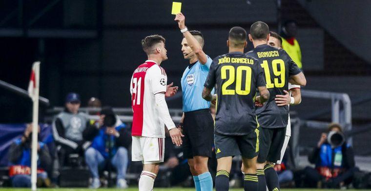 UEFA straft Ajax: boete van 52.000 euro voor wangedrag fans tegen Juventus