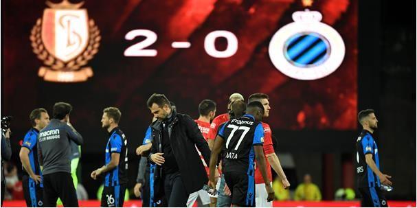 Club Brugge voelt zich opnieuw benadeeld door VAR: Dat verdiende rood