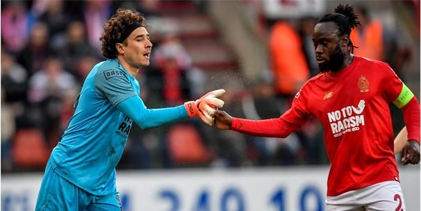 Ochoa kondigt vertrek aan bij Standard: Mijn laatste wedstrijd
