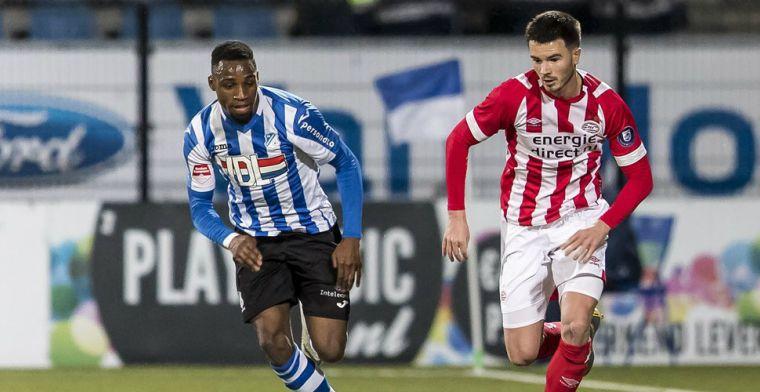 'PSV komt er niet uit met Hongaar (20) en gaat na acht jaar afscheid nemen'