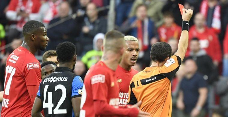 Club Brugge opnieuw benadeeld door Boucaut en VAR? Dat verdient rood