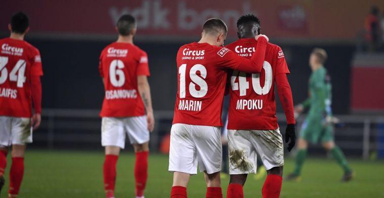 'Het is dit soort prestaties dat ervoor zorgt dat Ajax Marin haalt bij Standard'