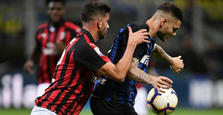 Icardi ontkent akkoord met Juventus: 'Inter al laten weten dat ik wil blijven'