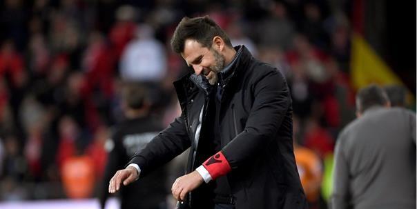 Leko lijkt afscheid te nemen van Club Brugge: Met een smile vertrekken