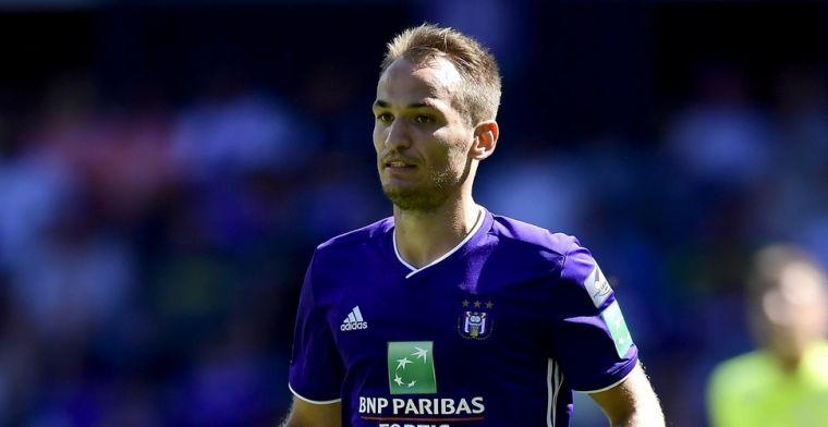 'Zomertransfer van Anderlecht mag al na amper één seizoen vertrekken'
