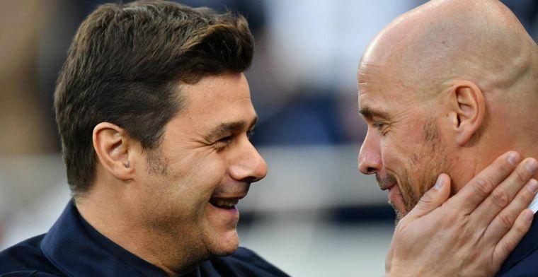 Ten Hag krijgt officiële waarschuwing van UEFA na Ajax - Tottenham